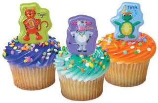 12 Baby Einstein Cupcake Picks
