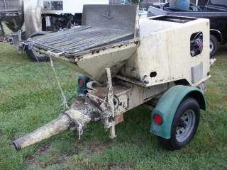 Schwing Concrete Pump Operation Manual