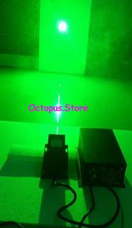 1000mW 532nm Green TTL Laser Diode Module DJ Disco Party Light Stage