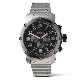 TW127 Grand Tech chronograph watch   TW STEEL   Fashion   Watches