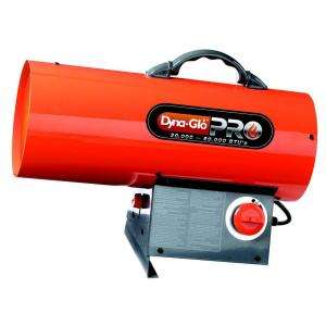Propane Heater from Dyna Glo Pro     Model RMC FA60DGP