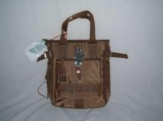 George Gina & Lucy Handtasche Tasche LITTLE SUSHI cognacfarben  con