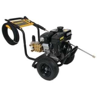 500 psi 3.2 GPM Triplex Plunger Pump Professional Gas Pressure Washer