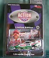 ACTION  NHRA 1:64 JOHN FORCE CASTROL FUNNY CAR