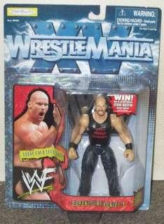 WWF WWE Stone Cold Steve Austin Series 7 Figure MOC