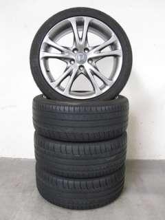 Original Honda Civic 18 Zoll Alufelgen Sommerreifen Michelin 5mm TOP