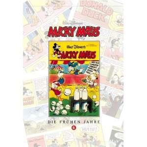 Maus Bücher Bd. 6. Die frühen Jahre  Walt Disney Bücher