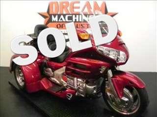 2008 Honda Gold Wing Goldwing Motor Trike