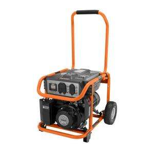5700 Watt Yamaha 301cc Portable Generator RD905712