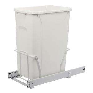 Trash Bin With Pull Out Steel Cage PSW10 1 35 R W
