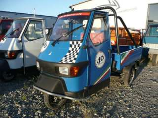 Neufahrzeug Piaggio Ape 50 Cross Country Limited Edition