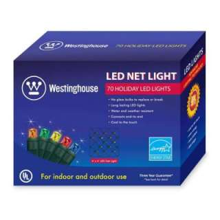 Westinghouse 70 Light LED Multi Micro Mini Net Lights 39 860 20 at The