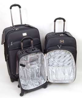 Piece Luggage Set 4 wheel Spinner Upright Suitcase Pullman Kenneth