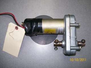 Used Power Gear Slide out Motor Part #13 1133 RV/Motorhome Camper