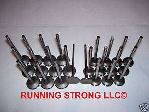 LAND ROVER FREELANDER 2.5 INTAKE EXHAUST VALVES SET