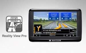 NAVIGON 40 Easy Comfort Edition Navigationssystem (10,9cm (4,3 Zoll