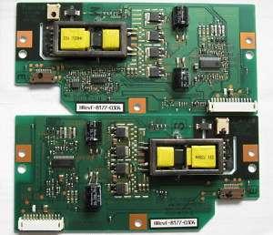 TOSHIBA 75012523 PCB, HIU 813 M & HIU 813 S INVERTER Bd