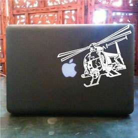Little Bird MH 6 The Killer Egg AH 6 vinyl decal 1