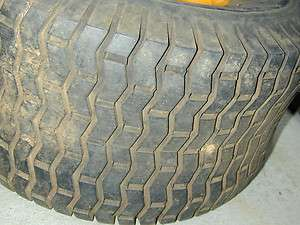 43 Rally Plus  Riding Lawn Mower   Rear Wheel/Tire 20x10.00 8