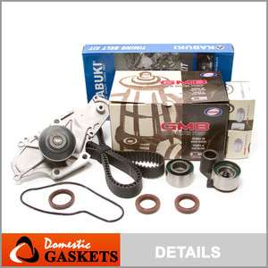 Honda Acura 3.2 / 3.5L Timing Belt Water Pump J32A J35A