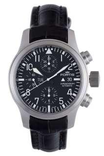 43 Flieger Chronograph Mens chronograph Black Watch 701.10.81 LC.01
