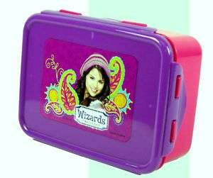 Selena Gomez Zauberer vom Waverly Place Brotdose Neu