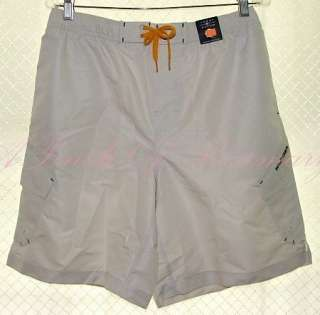Tommy Hilfiger Mens Sail Gear Bathing Suit Premium Swim Trunks Shorts