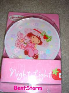Strawberry Shortcake & Custard the Cat night light nite lite for your