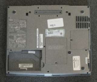 Dell Latitude D600 (PP05L) Notebook Laptop Parts/Repair