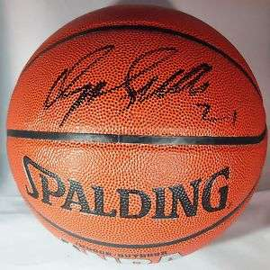 DOMINQUE WILKINS signed *ATLANTA HAWKS* basketball COA
