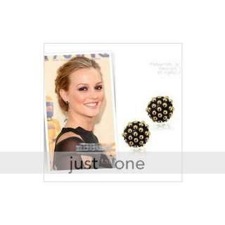 Gossip Girl Blair Retro fashion Women Ladies Earrings