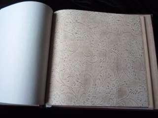 12x12~Scrapbook & Page Kit~EMBOSSED VELVET w/SHADOW BOX