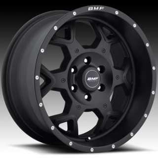 20x9 Flat Black Wheel BMF SOTA 6x135 F150 Rims 20