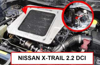 NISSAN X TRAIL DCI CHIP POWER TUNING BOX PERFORMANCE TIIDA Almera Cube