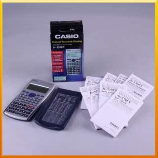 CASIO Scientific Calculator Natural Textbook Display FX 570ES FX570ES