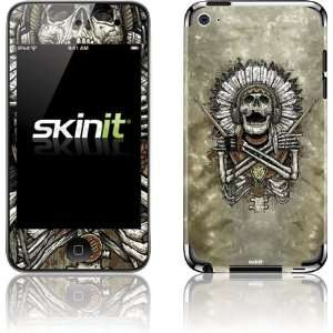 Skinit Tribal Beats Vinyl Skin for iPod Touch (4th Gen) Electronics