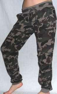 lunghi militare mimetico cotone felpato XL 46 ragazza donna saldi sale
