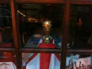 world cup trophy Replica of FIFA Heavy £25.00 +£9.5 P+P
