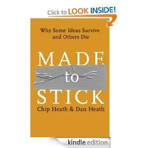 and Others Die: Chip Heath, Dan Heath:  Kindle Store