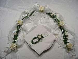 Meter Tischdeko Taufe Konfirmation Kommunion Deko Hochzeit