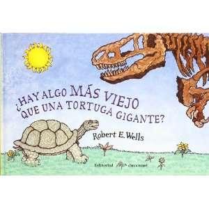 Hay Algo Mas Viejo Que Una Tortuga Gigante?/ Whats Older
