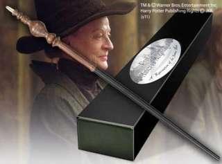 Harry Potter Wand of Professor McGonagall & Name Clip