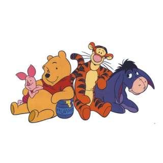 Maxi Adesivi Decofun DE23526 Winnie the Pooh friends 2