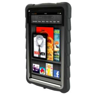 Gumdrop DROP TECH SERIES Kindle Fire Case BLACK Brand New 100%