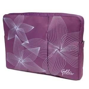 Golla Jade Purple 16 Slim Laptop Bag Electronics