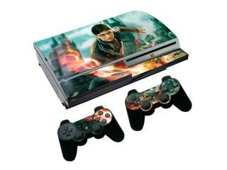 SKIN STICKERS SONY PS3 + 2 Mann. Harry potter et son ba