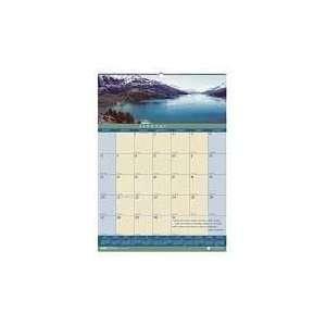 House of Doolittle HOD362 Wall Calendar  in.Landscapesin