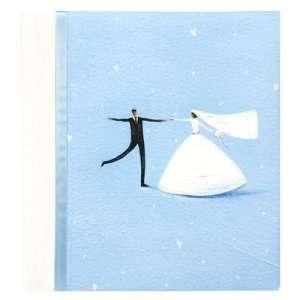 CR Gibson Wedding 2 Up Photo Album   White (100 ct