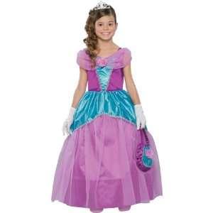 Lets Party By Seasons HK Princess Iris Child Costume / Purple   Size