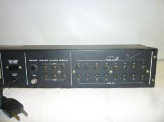 Teac Tascam Series Model 1 Mixdown Unit Audio Tested